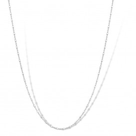 Mi Moneda NEC-01-SOF Necklace Sofia Silver