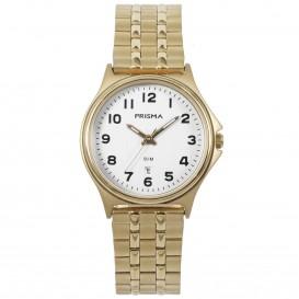 Prisma Horloge P.1691 Dames Edelstaal 5 ATM P.1691 Dameshorloge 1