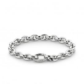 Ti Sento - Milano 2875ZI zilveren armband