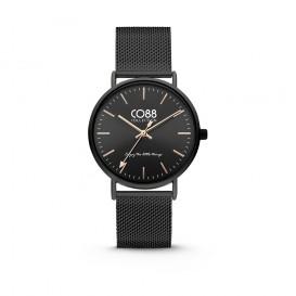 CO88 Collection 8CW-10013 - Horloge - Mesh - zwart - 36 mm