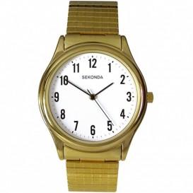 Sekonda Horloge 3752 Heren Staal SEK.3752 Herenhorloge 1