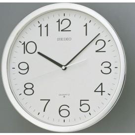 Seiko Wandklok Zilverkleurig QXA020S