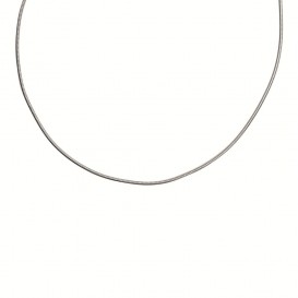 Zilveren lengtecollier diamonfire Slang (43-45cm) 801.0007.45