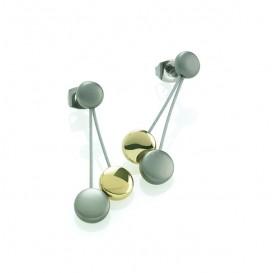 Boccia Titanium 0568-02 oorknoppen