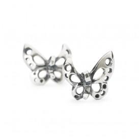 Trollbeads TAGEA-10007 Dansende Vlinder Oorbel accessoire