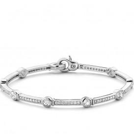 Ti Sento - Milano 2892ZI zilveren armband