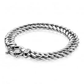 Zinzi ZIA1506 zilveren armband gerhodineerd