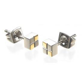 Boccia Oorbellen Titanium 0518-03