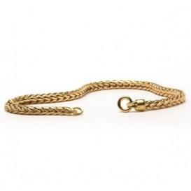 Trollbeads TAUBR-00007 14 krt Gouden armband 22 cm