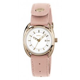 Breil Dameshorloge Beaubourg Roze band TW1596