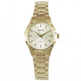 Prisma Dames P.1657 horloge edelstaal saffierglas 10 ATM P.1657 Dameshorloge 1