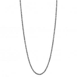Mi Moneda NEC-01-DES-90 Destello silver collier
