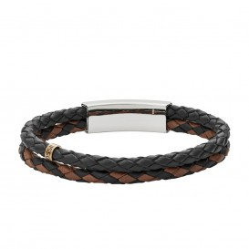 Fossil JF02758998 Mens Vintage Casual Heren armband
