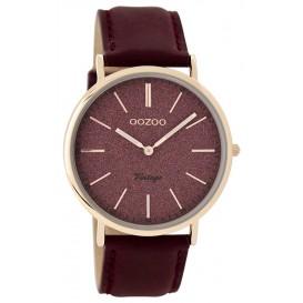 OOZOO Horloge Vintage 40 mm C8197