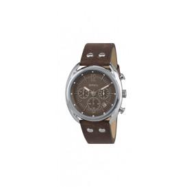 Breil Herenhorloge Beaubourg Chronograaf Bruin TW1663