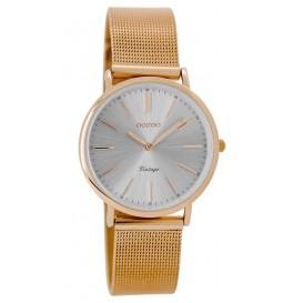 OOZOO Horloge Vintage rosékleurig 32 mm C8828