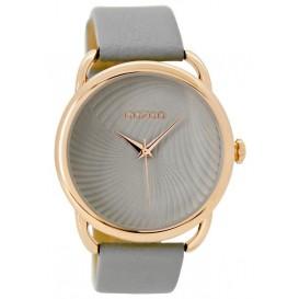 OOZOO Horloge Timepieces stonegrey 42 mm C9160