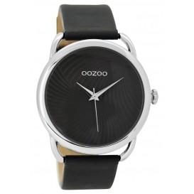 OOZOO Horloge Timepieces elephantgrey 42 mm C9163