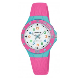 Lorus R2351MX9 Young horloge roze 28,5 mm