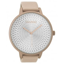 OOZOO Horloge Timepieces Collection 48 mm softpink C9522