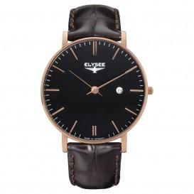 Elysee Horloge 98005 Heren Zelos EL.98005 Herenhorloge 1