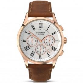 Sekonda heren SEK.1144 chronograaf horloge 5 ATM SEK.1144 Herenhorloge 1