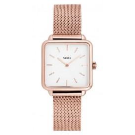 Cluse horloge La Garconne 'Rosegold' rosékleurig 29 mm CL60003