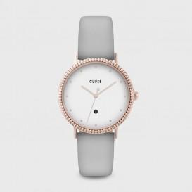 CLUSE CL63001 Horloge Le Couronnement rosekleurig-grijs 34 mm