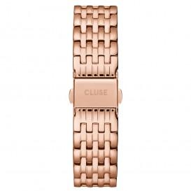 CLUSE CS1401101080 Horlogeband staal rosekleurig 18 mm