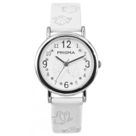 Coolwatch Kinderhorloge 'Butterfly' wit CW.312