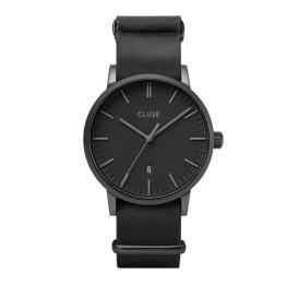 Cluse CW0101501010 Herenhorloge Aravis zwart 40 mm