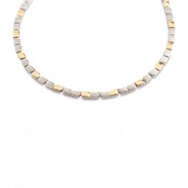 Boccia Titanium 08004-02 bicolor collier
