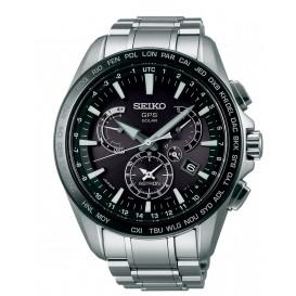Seiko Horloge Astron Duo timer Solar SSE077J1