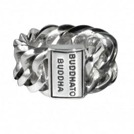 Buddha to Buddha Ring Chain Maat 20 zilver 500