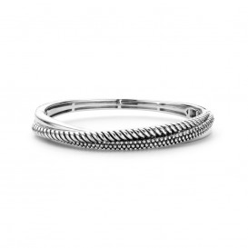 TI SENTO - Milano 2815SB Zilveren Bangle/Armband 60 mm ø