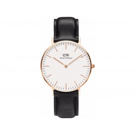 Daniel Wellington Horloge Classic Sheffield rosé-white 40 mm DW00100007