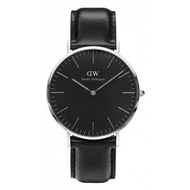 Daniel Wellington Horloge Classic Sheffield black-silver 40 mm DW00100133