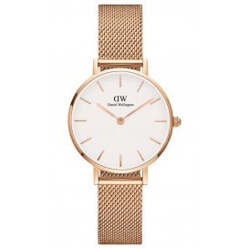 Daniel Wellington Horloge Classic Petite Melrose rosé-white 28 mm DW00100219