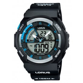 Lorus herenhorloge Digitaal 50 mm R2323MX9