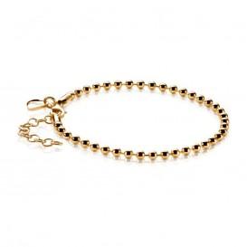 Zinzi ZIA1127G Armband zilver goudkleurig