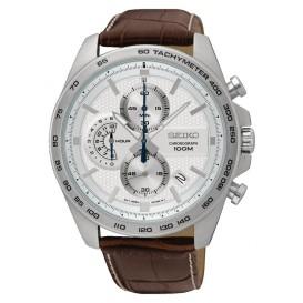 Seiko Herenhorloge Chronograaf Tachymeter SSB263P1
