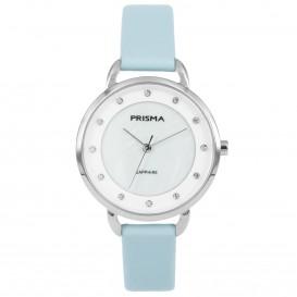 Prisma horloge 1935 dames edelstaal saffierglas 5 ATM P.1935 Dameshorloge 1