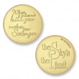 Mi Moneda SKY-02 Sky - Stronger goudkleurig Medium