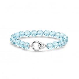 Ti Sento - Milano 2866WB zilveren armband