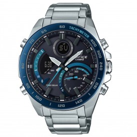 Casio Edifice ECB-900DB-1BER Chronograaf Bluetooth Solar Premium 51,5 mm