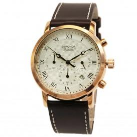 Sekonda Horloge 1014 Chronograaf SEK.1014 Herenhorloge 1
