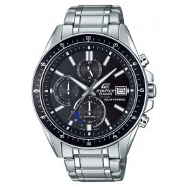 Casio Edifice Premium chronograaf Solar en saffierglas EFS-S510D-1AVUEF