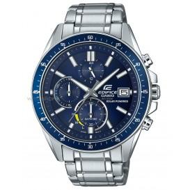 Casio Edifice Premium chronograaf Solar en saffierglas EFS-S510D-2AVUEF