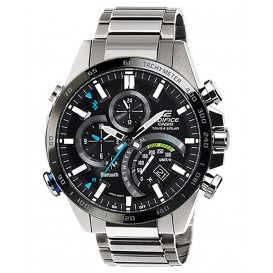 Casio Edifice Chronograaf Bluetooth 4.0 Solar EQB-501XDB-1AER