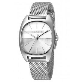 Esprit Horloge Infinity staal 32 mm zilverkleurig ES1L038M0075